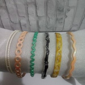 Other - 6pk Headbands in a variety of different colors